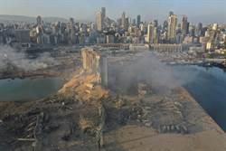 黎巴嫩總理府遭大爆炸波及 總理妻女也遭殃