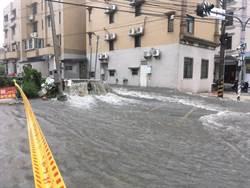 灌溉溝渠溢流害潭子常淹水 楊瓊瓔力促排水改善多管齊下
