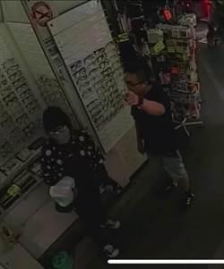 中平商圈女慣竊出沒 店家PO網呼籲小心