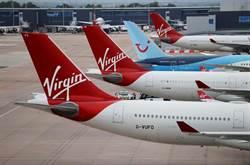 維珍航空在美申請破產 維珍澳洲大裁3000人 關閉虎航