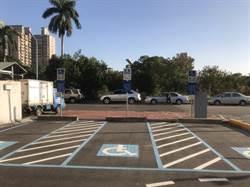 中市28座公有停車場身障人士免銷單