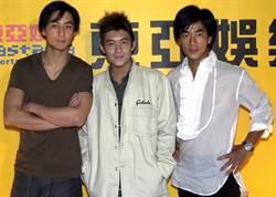 昔日「香港四大美男」相繼崩壞 45歲吳彥祖髮線後移溢出雙下巴