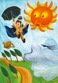 北風與太陽