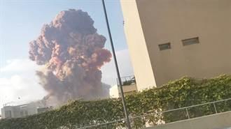 有影》黎巴嫩貝魯特大爆炸至少100死逾4000傷「硝酸銨」肇禍 現場如廣島原爆