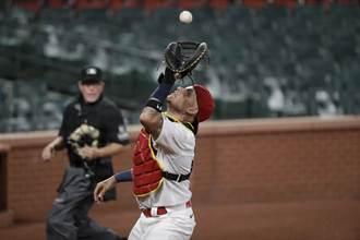 MLB》紅雀隊精神領袖 明星鐵捕莫里納確診