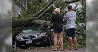 颶風「伊薩亞斯」橫掃美國東北 超過300萬戶停電多人死傷