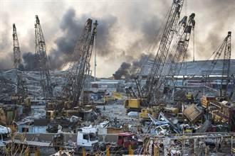 影》貝魯特港口全毀 街上居民都是血 戰地記者驚喊:此生最嚴重爆炸