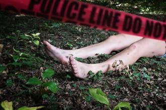 20歲辣妹慘遭姦殺 兇手稱「打野炮喬姿勢」失手勒死