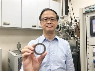 台科大開發金屬玻璃鍍層可應用半導體業 獲登國際期刊