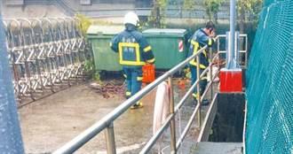 水利處技工屍首分離 北市勞檢處令機械停止運轉