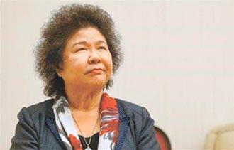 陳菊是在代行總統權限嗎