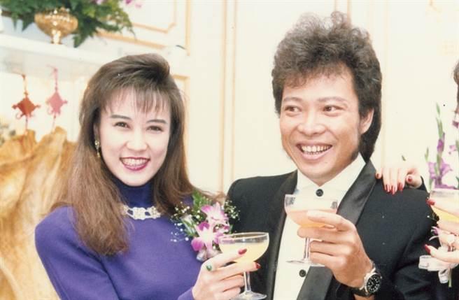 羅霈穎過去和張菲曾有10年不合。(圖/中時資料照片)