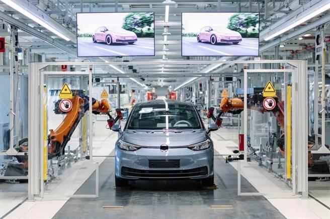 VW斥資22億兩大廠區轉型電動車工廠