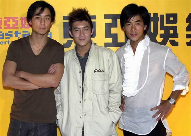 吳彥祖、陳冠希當年被封為香港四大美男。(本報系資料照)