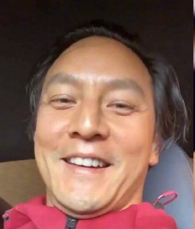 吳彥祖試車影片震撼網友。(取自吳彥祖IG)