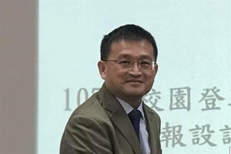 台南市衛生局長陳怡。