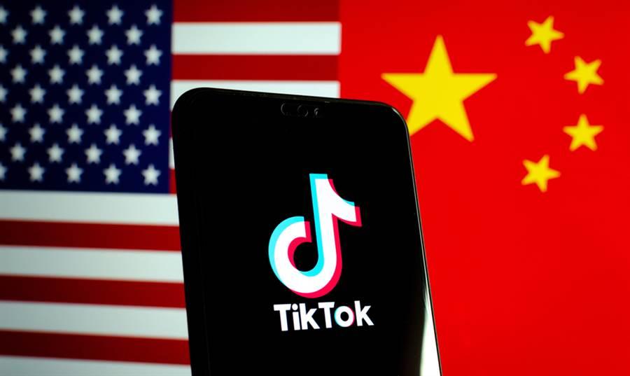 陸美紛爭升級,川普政府近期把眼光放在包括TikTok、微信等大陸軟體企業。(示意圖/達志影像)
