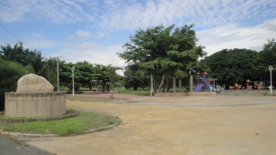 大城鄉要打造運動公園。(彰化縣政府提供/吳敏菁彰化傳真)