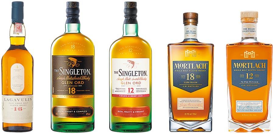 帝亞吉歐臻選五款經典單一麥芽威士忌酒款,以微醺獻禮表達對父親的感恩之情,「蘇格登12年單一麥芽威士忌-醇雪莉版」以及「蘇格登18年單一麥芽威士忌」,與家人相聚時一同品飲,讓父親享受天倫之樂的溫暖時光。圖/業者提供
