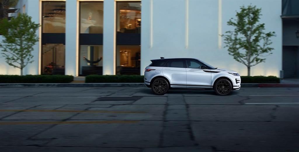 歡慶 Range Rover 問世50週年,Range Rover EVOQUE 限定版268萬起發售