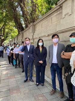 陳其邁悼李登輝:會用生命守護台灣民主