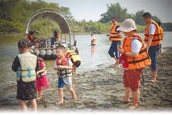 朴子溪生態旅遊 法規待鬆綁