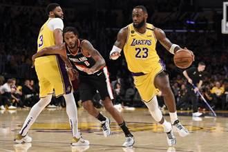 NBA》拓荒者想偷渡阿里查進園區 聯盟否決
