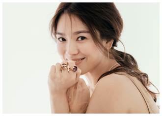 宋慧喬「復單」更嬌媚 用CHAUMET珠寶公開宣示Bee My Love