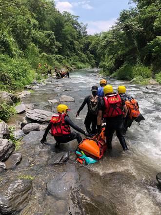 屏東三地門海神宮驚傳溺水 溯溪教練與隊員救起雙亡