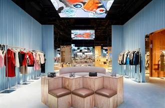 BURBERRY 開設全球首間社交零售店