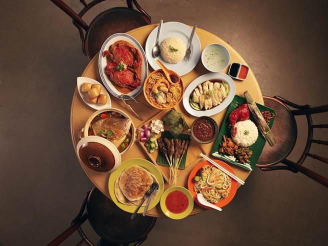 【新加坡旅遊局邀請在台11個品牌攜手在於8月9日至8月31日舉辦「獅城美食總動員」活動,還有多項獅城餐飲優惠,邀請民眾大啖美食歡慶新加坡國慶月。(新加坡旅遊局提供)】