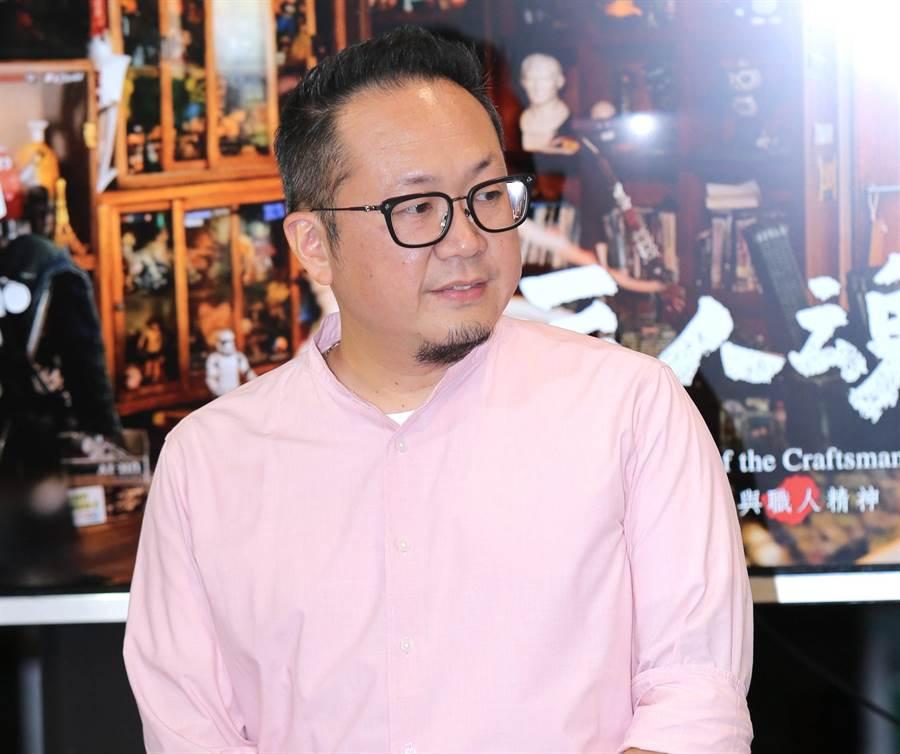文化總會副祕書長李厚慶。(資料照,黃世麒攝)