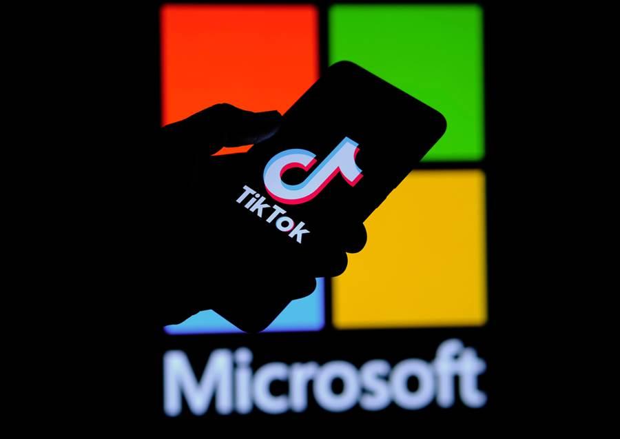 外媒報導,陸熱門社群影音軟體抖音國際版「TikTok」出售給微軟的價格,介於100億美元至300億美元之間。(示意圖/達志影像)