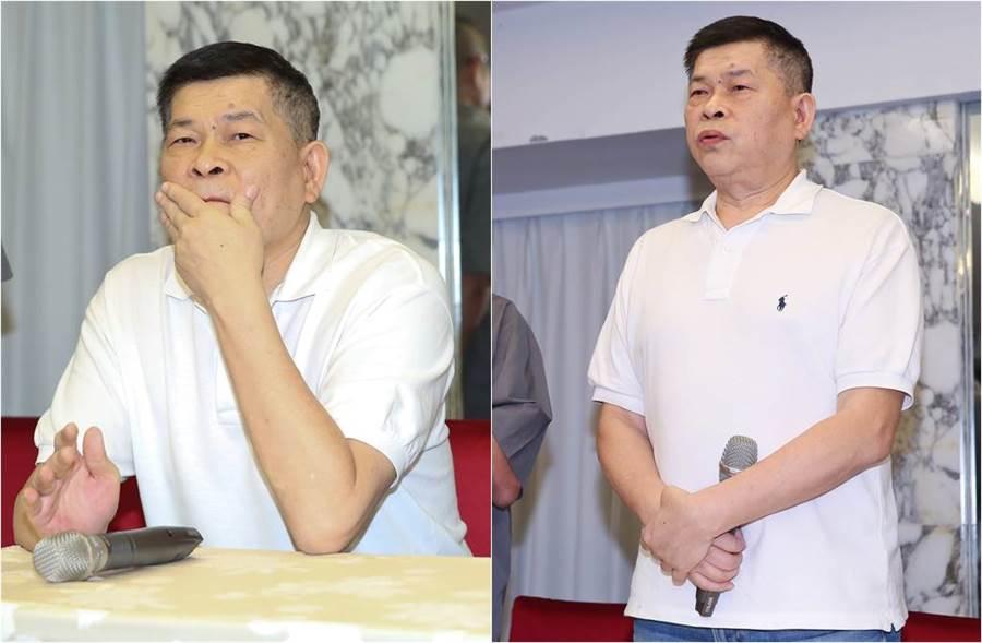 澎恰恰今開記者會,坦言欠債2.4億。(圖/本報系資料照片/陳俊吉攝)