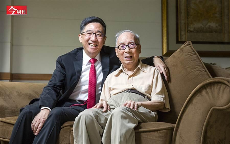 滙豐台灣區總裁陳志堅:爸爸教會我做對的事(攝影/唐紹航)