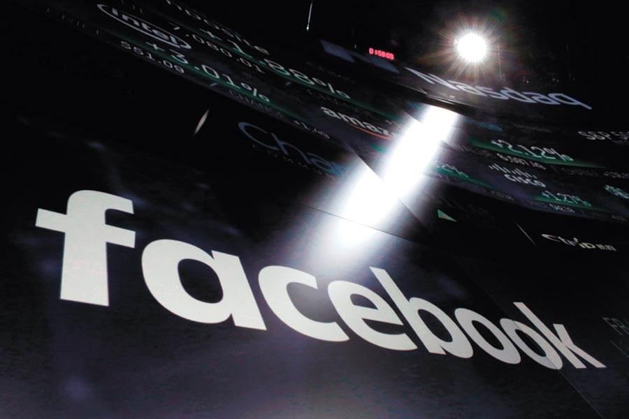 臉書推出了Instagram Reels,被認為是山寨版的抖音。圖/美聯社