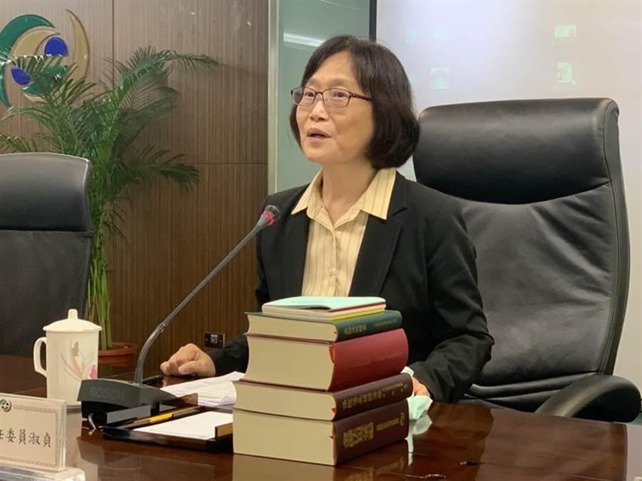 金管會副主委兼資安長邱淑貞表示,金融資安行動方案要讓金融服務不中斷。圖/彭禎伶