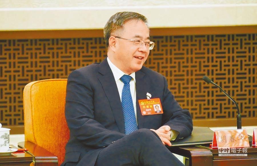 國務院副總理胡春華。本報資料照