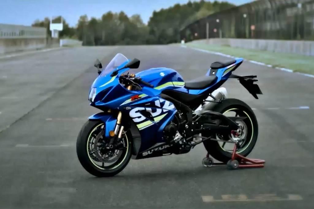 Suzuki摩托車御風而行100年 未來將繼續帶著騎士享受自由