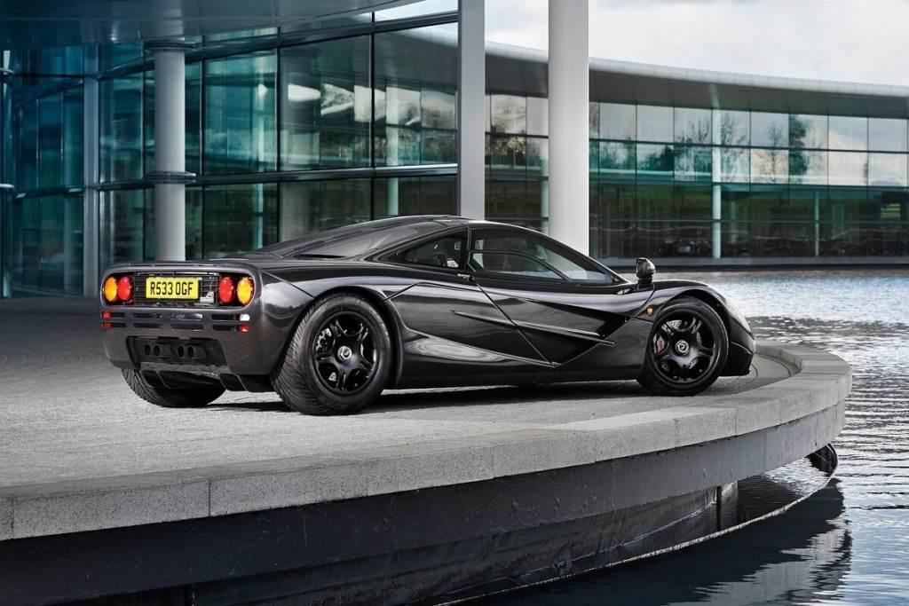 Gordon Murray推出T.50之後,McLaren F1的價格預估會上揚至超過1600萬英鎊!