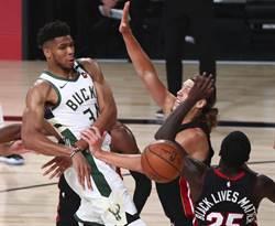 NBA》公鹿演出23分大逆轉 鎖定東區第1