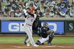 MLB》大谷翔平「單刀」開轟 教頭讚:最佳揮棒