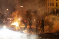 影》好慘 貝魯特大爆炸引發反政府怒火 示威者遭催淚瓦斯對付