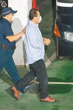 立委蘇震清及廖國棟不滿被押 也提抗告