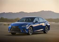 Lexus ES 新年式變更,ES200 換裝新款 2.0 Dynamic Force+CVT、ES250 改單一 F SPORT 規格