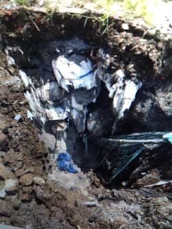 檢警環破獲南部河川公地遭棄置掩埋廢棄物 被告3人收押