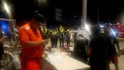 快訊》瑞芳區瑞濱外海小船翻覆 海巡搜索2人獲救2人失踪