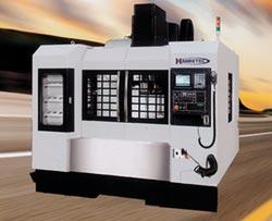漢瑞泰五軸機 高效率五軸加工