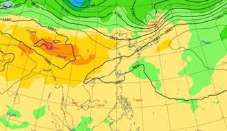 熱帶擾動發展中 變天!下周起暴雨來襲