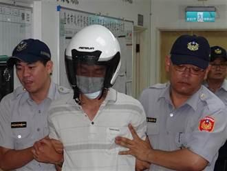 法院外撞死離婚妻與律師 狠夫洪當興自首更一審死刑改判無期